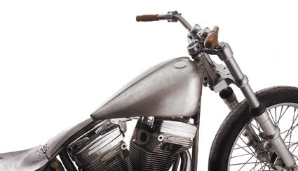 Harley Davidson Sportster Fuel Pack