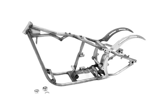 KRAFT TECH SOFTAIL STYLE wide tire FRAME - Phoenix Cycles
