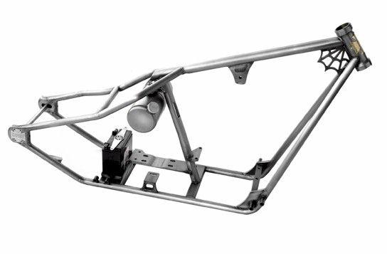 West Coast Choppers CFL Rigid Frame - Phoenix Cycles